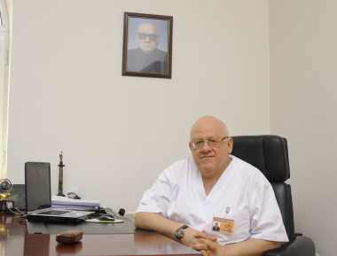 Professor Georgi G. Okoev, M.D., Ph.D, Doctor of Medical Science
