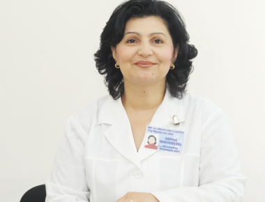 Karine K. Arustamyan, M.D., Ph.D., Doctor of Medical Sciences